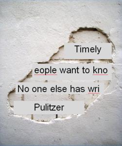 WordsFillingHole